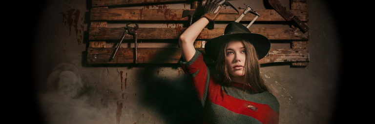 Escape Room Nightmare on Elm Street (Freddy Krueger) photo 1