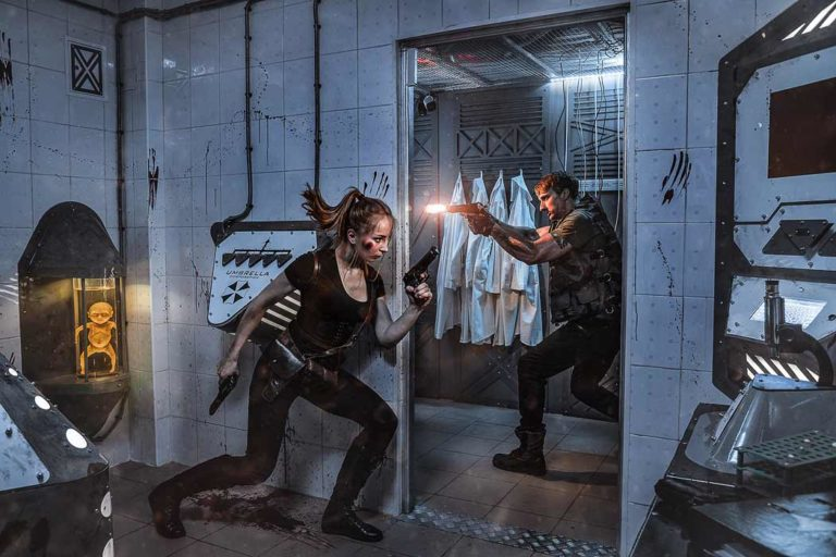 Escape room Resident Evil photo 1