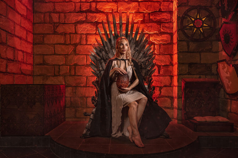 Escape Room Game of Thrones photo 1