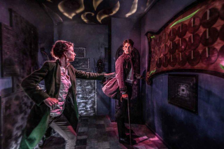 Квест-комната Шерлок фото1