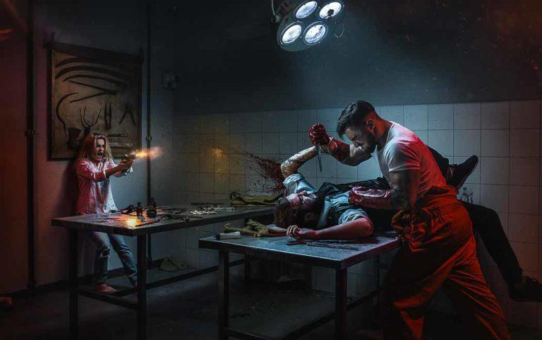 Escape room Hannibal's Lair photo 1