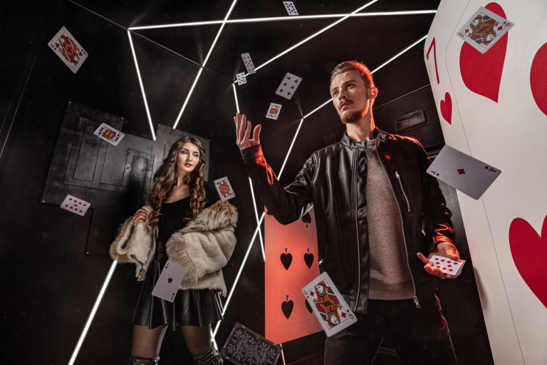 Escape room Now you see me photo 1