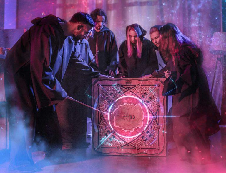 Магический квест куб фото 3