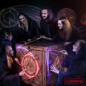 Новый уникальный формат Квест-куб. Магия