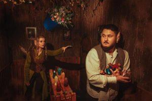 Властелин Колец квест-комната в Киеве